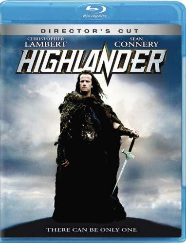 Highlander: Director's Cut [Blu-ray]