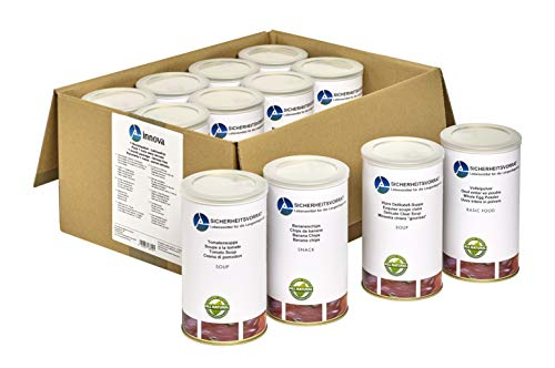 Innova 30 Tage Paket Lactosefrei Krisenvorsorge Langzeitnahrung Notfallnahrung