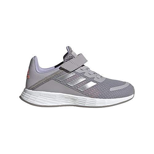 adidas Duramo SL C Sneaker, Griglo/Plamet/Nadecl, 28 EU