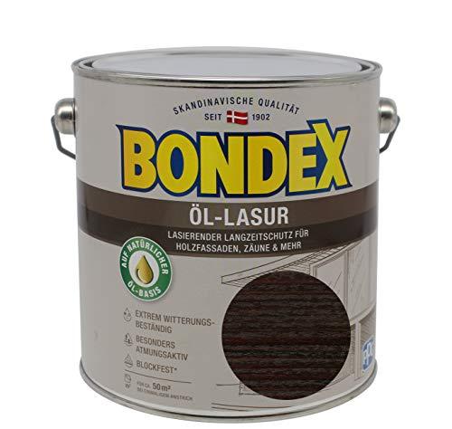 Bondex Öl-Lasur 2,50l - 391329 rio palisander