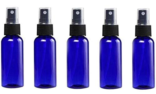 6pcs 30ml 50ml vacío botella pulverizador niebla