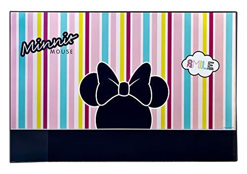 Undercover MINE3100 - Vade de Escritorio para Pintar y Escribir (59 x 39 cm), diseño de Minnie Mouse