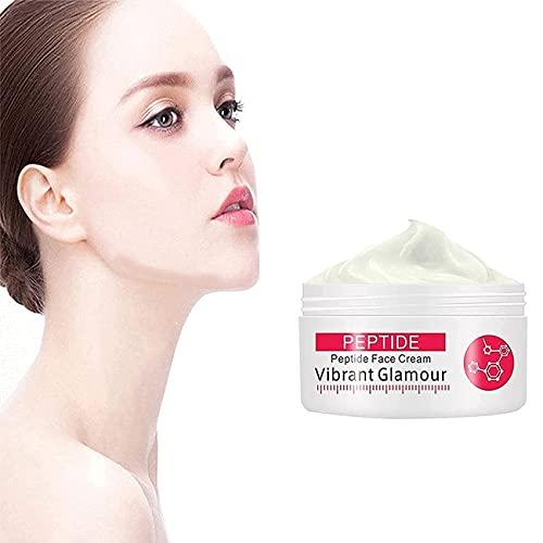 Vibrant Glamour Rewind Cream,Crema Facial Para Manchas,Hidratante Antienvejecimiento,Crema Facial ColáGeno