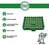 Zoom IMG-1 green label filtro hepa h13