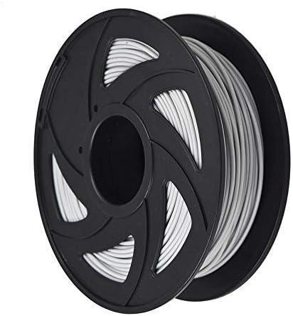 wholesale 3D Printer Filament - 1KG(2.2lb) 1.75mm outlet online sale / 3 mm, Dimensional Accuracy PLA Multiple Color discount (Grey,3mm) online sale