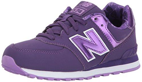 New Balance New Balance KL574 Sneaker, Lila/Lila, 28.5 EU