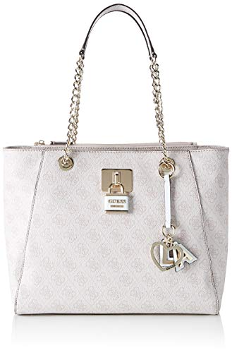 Guess Downtown Cool Tote, Borsa a Spalla Donna