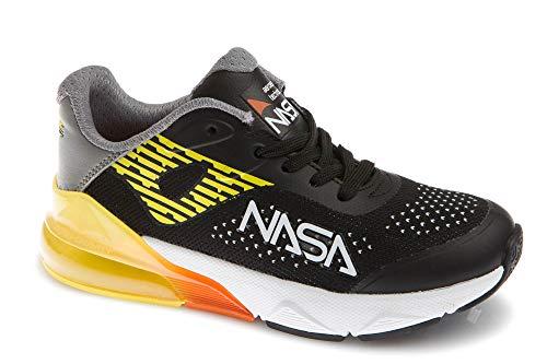 Nasa N01810 Sneaker, Schwarz, 32 EU