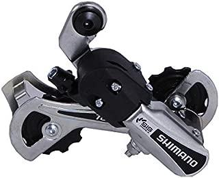 argent Shimano RD-T670 Deore LX 10 vitesse dérailleur arrière SGS Top Normal