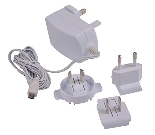 Official 5V 2.5A Power Adapter for the Raspberry Pi 3 (White)