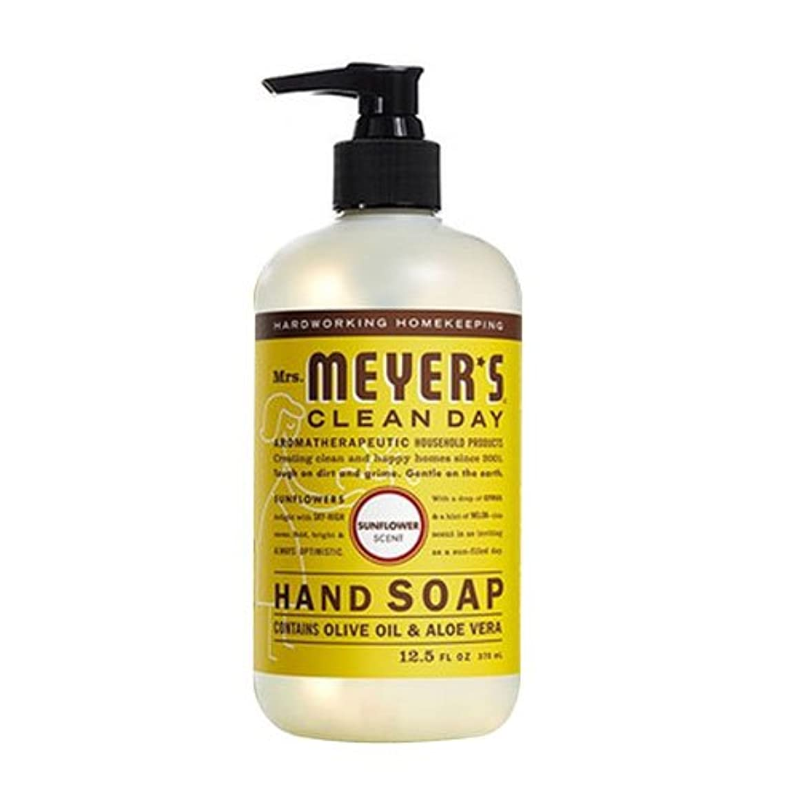 洗練事務所信頼Mrs Meyers Clean Day Geranium Liquid Hand Soap Refill, 33 Fluid Ounce -- 6 per case. by Mrs. Meyers Clean Day