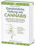 Ganzheitliche Heilung mit Cannabis: Depression, Schmerz, Krebs, Entzündung, Migräne, MS, Demenz. CBD- und THC-Infos. Hanf Infos.