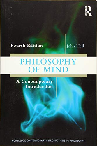 Philosophy of Mind (Routledge Contemporary Introductions to Philosophy)