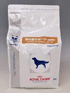 ロイヤルカナン 療法食 消化器サポート 低脂肪 ドライ 犬用 3kg×4個