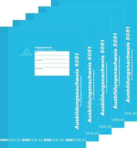 RNK - Verlag - Titolo di Formazione, relazione settimanale, Wochenbericht