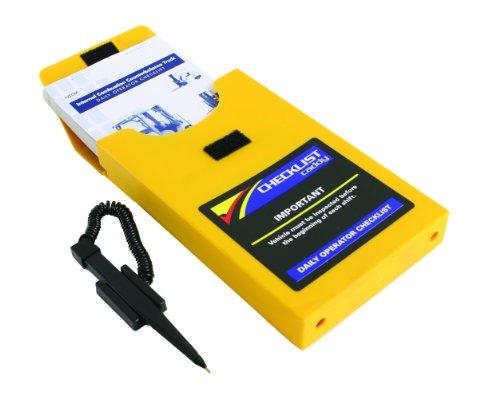 IRONGUARD 70–1074Checkliste Caddy für Antennen Arbeit Plattform