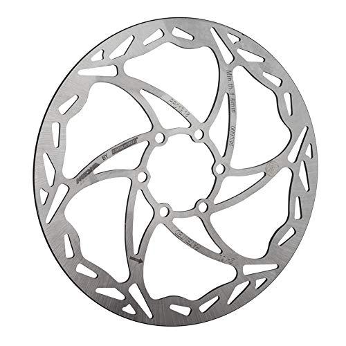 Miche Disque de Frein Adulte Unisexe, Argent, 160 mm