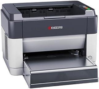 Kyocera Ecosys FS-1061DN - Impresora láser monocromo (blanco y negro, A4, doble cara, 25 páginas por minuto, USB 2.0, 1200...