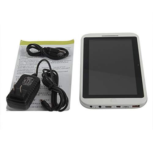 Tablet PC de 7 Pulgadas con Pantalla capacitiva Q7 4G - Negro