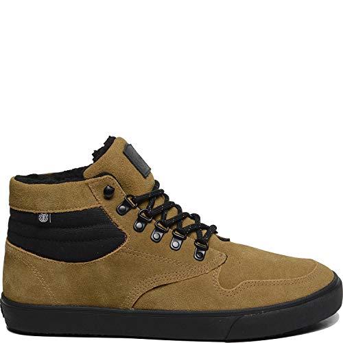 Element Topaz C3 MID Sneaker Herren Camel - 42 - Sneaker High