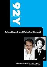 92Y- Adam Gopnik and Malcolm Gladwell (February 16, 2010)