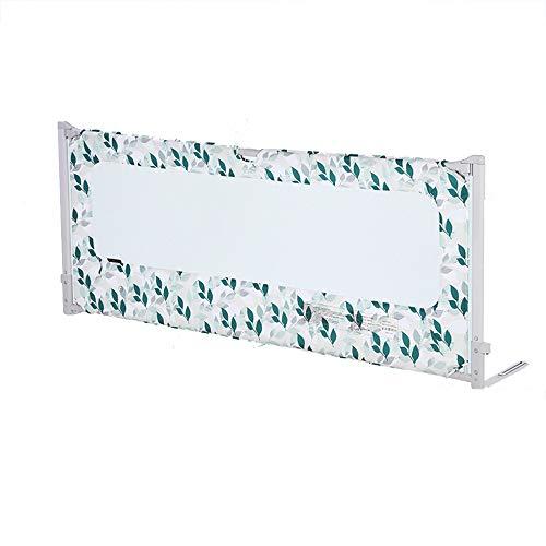 Barrières de lit LHA Garde-Corps pour lit de Levage Vertical Baby Fence - 150 cm, 180 cm, 200 cm (Couleur : A, Taille : L-150cm)