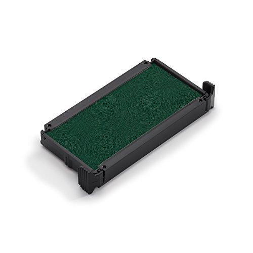 Trodat Ersatzkissen 6/4912 für Printy 4912, 4912 Typo, 4952 – Stempelfarbe grün, 2er-Pack
