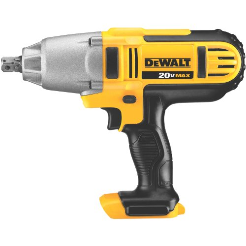 DEWALT 20V MAX Cordless Impact Wrench, 1/2-Inch, Tool Only (DCF889B)