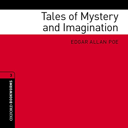 Tales of Mystery and Imagination (Adaptation) audiobook cover art