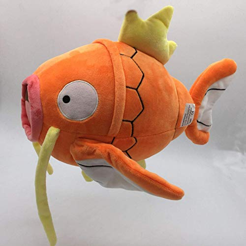 Anime Game Pokemon SeriesMagikarp ausgestopfte Plüsch Puppenspielzeug 30cm, Kindergeburtstagsgeschenke und -häuser Laimi