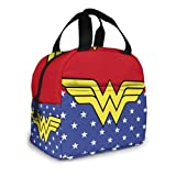 Blue Lunch Bag Insulated Durable Large Lunch Box Cooler Tote Bag for Women Men college Office Work