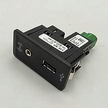 Fincos LARATH Store for VW VW Golf 7 MK7 CarPlay MDI USB AMI Install Plug Socket Harness 5G0 035 222 E 5G0035222E - (Color: Switch)