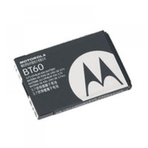 Motorola BT60 Cellular Phone Battery - Proprietary - Lithium Ion (Li-Ion) - 1100mAh