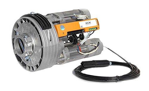 Motore per serranda ACM TITAN 200 BME portamolla 200/60 con elettrofreno 280 Kg