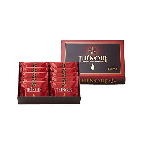 LeTAO(ルタオ) 紅茶 ダージリン ラングドシャ クッキー テノワール 10枚入り お中元 ギフト
