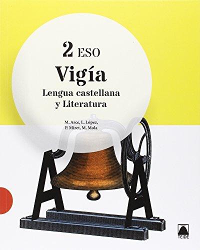 Vigía. Lengua castellana y literatura 2 ESO - 9788430790852