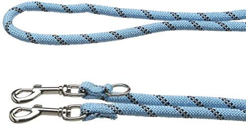 Trixie 14623 Sporty Rope V~Leine, L–XL: 2,00 m/ø 13 mm, hellblau