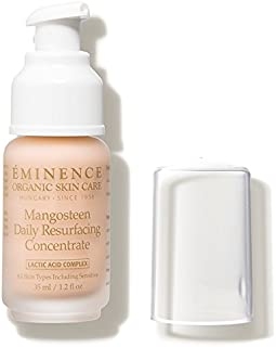 Eminence Organic Skincare Mangosteen Daily Resufracing Concentrate, 1.2 Ounce