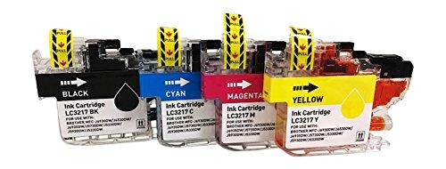 Cambio vago de cartuchos para impresora Brother MFC j5335dw Multi Pack