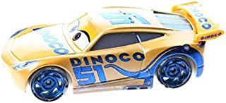 Dinoco Cruz Ramirez Fireball Beach Racer Disney Cars 3 Diecast 1:55 Scale