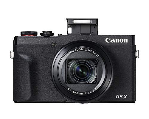 Canon PowerShot G5 X Mark II Digital Compact Camera