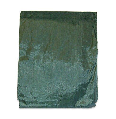 9–Fuß Rip beständig Pool Tisch Billard Bezug, mehrere Farben erhältlich, G-CV-9-darkgreen, dunkelgrün, 9'