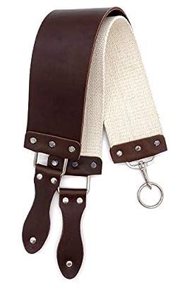 Barber's Latigo Leather Straight