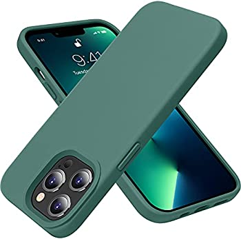 Liquid Silicone Slim Protective Shockproof Case for iPhone 13 Pro