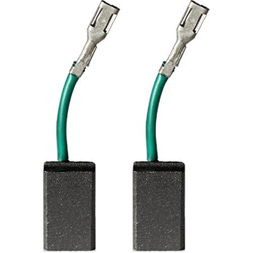 Balais de charbon Bosch 5 x 10 x 16 mm pour GWS PWS PKS GKS GWS 1000 1100 remplace 160701417
