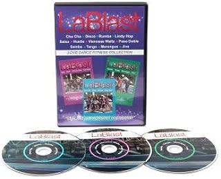 LaBlast 3-DVD Dance Fitness Collection