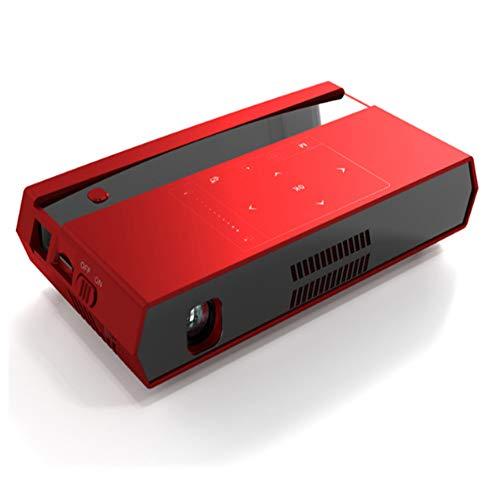 YYZLG Proyector de ocho núcleos 16G oficina hogar Dlp150 lúmenes proyector inteligente