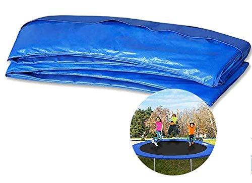 Trampolín Relleno, Cama elástica cubierta de la protección del cojín, Safety Extra reemplazo grueso cojín del trampolín, resistente al agua, resistente a la cubierta del borde del trampolín UV,14FT