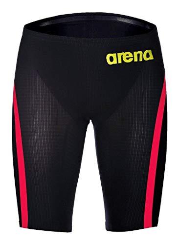 Arena M Jammer Pwsk Carbon Flex VX, Costume da Bagno Uomo, Grigio Scuro/Fluo, 55