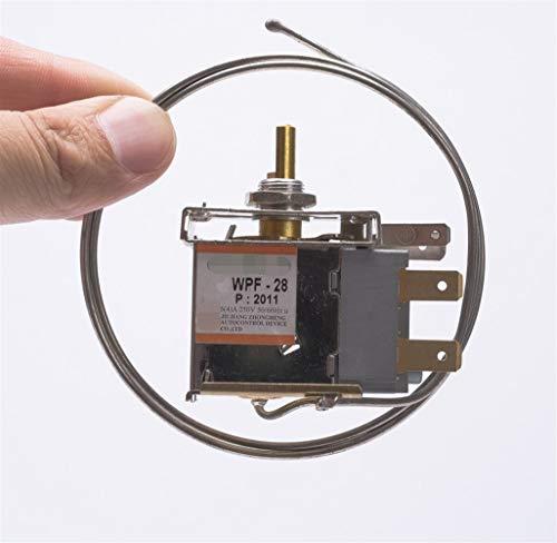 XU-XINGFU XXF-BX, Métal Cordon 2 Broches Réfrigérateur Congélateur Thermostat Régulateur de température Commutateur 2 Pieds de Refroidissement Réfrigération Frigo Pièces de Rechange